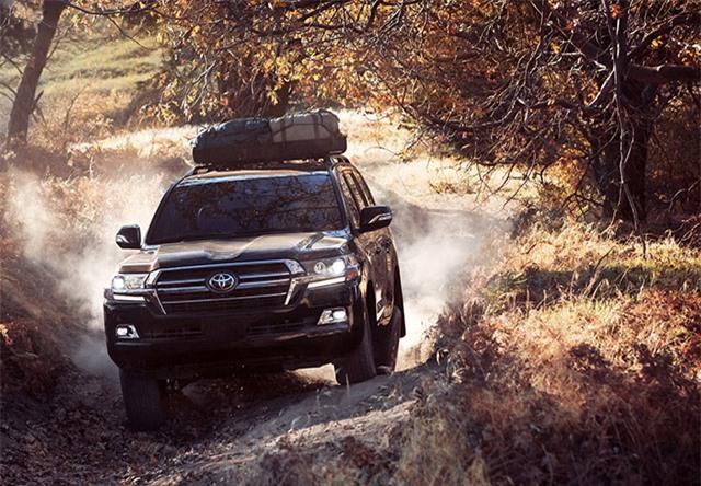 Toyota Land Cruiser 2020 ra mắt với giá hơn 4 tỉ đồng - 4