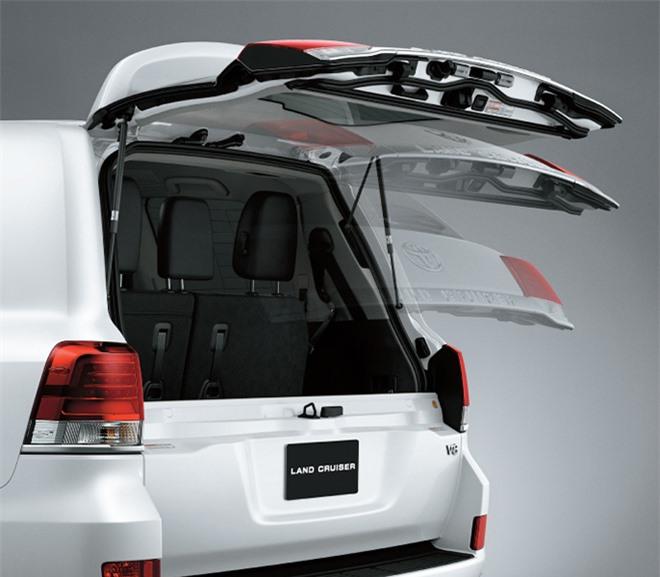 Toyota Land Cruiser 2020 ra mắt với giá hơn 4 tỉ đồng - 5
