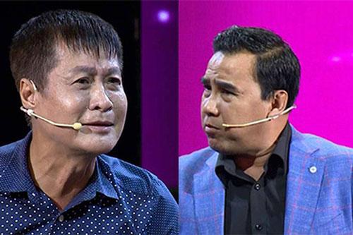 Quyền Linh không đồng tình với quan điểm của Lê Hoàng.