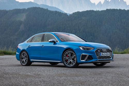 5. Audi S4 2019 (thời gian tăng tốc từ 0-96 km/h: 4,4 giây).