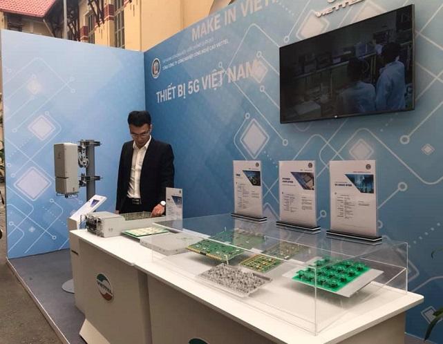 Viettel đã có thể tự sản xuất được thiết bị 5G của Việt Nam.