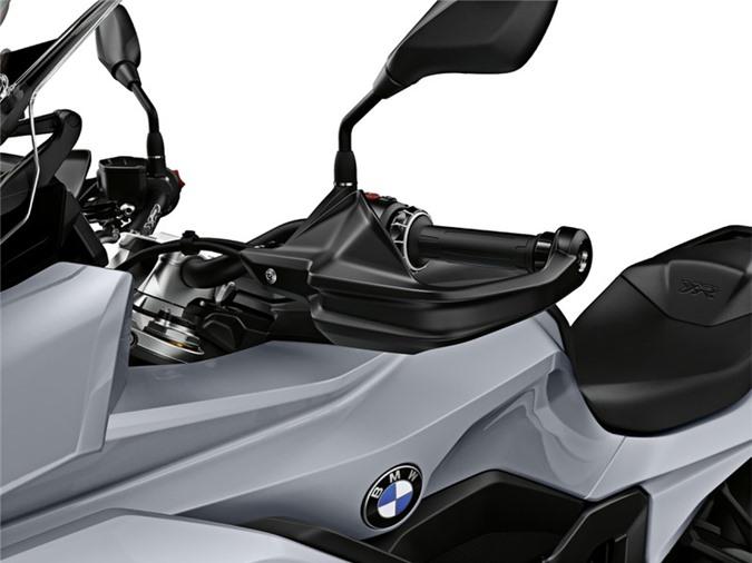bmw motorrad s 1000 xr 2020: tang cong suat, giam can nang hinh 4