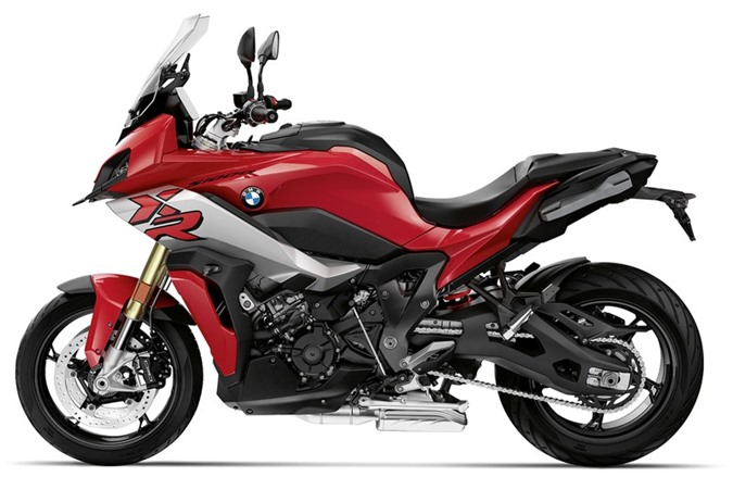 bmw motorrad s 1000 xr 2020: tang cong suat, giam can nang hinh 5