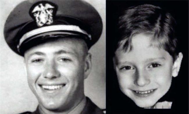 """James Leininger là một cậu bé khác nhớ được """"kiếp trước"""" của mình. James có thể kể tỉ mỉ cách cậu - một phi công thế chiến 2 - đã chết như thế nào tại Iwo Jima, Nhật Bản. Ảnh: Soulsofsilver."""