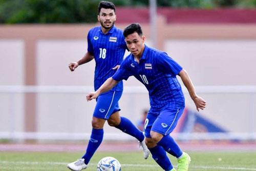 Tại SEA Games 30, nhiều cầu thủ Thái Lan như Supachok thừa nhận không có được thể lực tốt nhất, khiến họ không thể thi đấu với phong độ cao