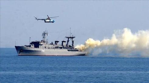 Nga và Syria vừa điều động nhiều vũ khí