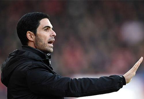 Arteta mới nhận lời dẫn dắt đội bóng cũ Arsenal.