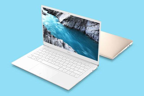 Laptop siêu di động tốt nhất: Dell XPS 13 (giá khởi điểm: 2.499 USD).