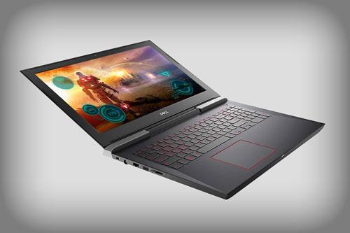 Laptop gaming có giá hấp dẫn nhất: Dell G5 15 (giá khởi điểm: 1.049 USD).