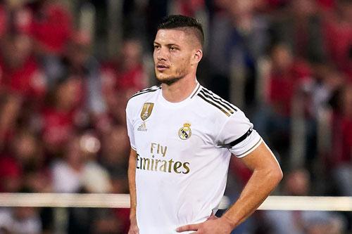 Tiền đạo: Luka Jovic (Real Madrid).