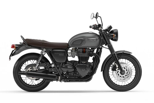 8. Triumph Bonneville T120 2020 (giá: 11.850 USD).