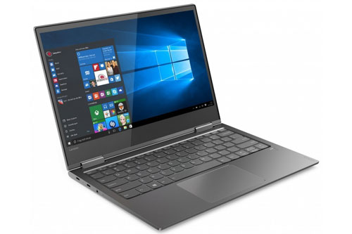 8. Lenovo Yoga 730 (giá khởi điểm: 750 USD).