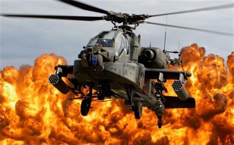 Chuyen gia Nga binh luan viec Ukraine mua truc thang AH-64 Apache