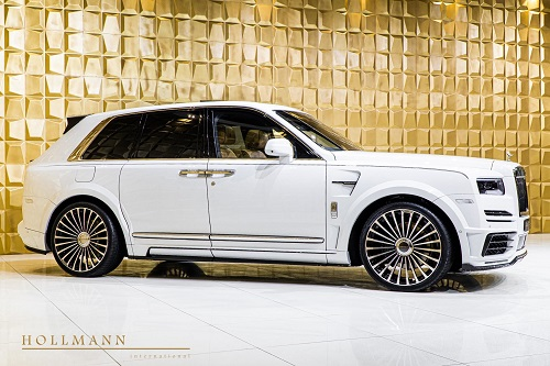 Rolls-Royce Cullinan Mansory 2020.