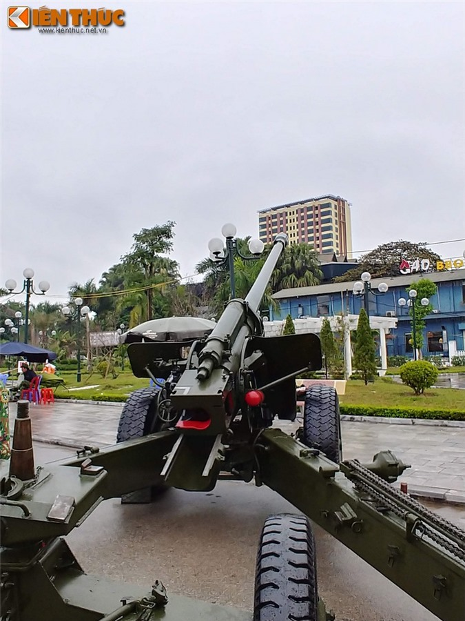 Suc manh luu phao da chien nong dai M-46 xung danh