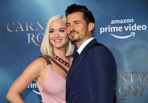 Orlando Bloom háo hức có con với Katy Perry