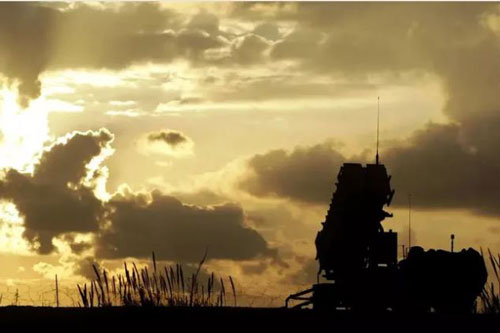 Một hệ thống phòng thủ tên lửa Patriot của Mỹ. Ảnh minh họa: Reuters.