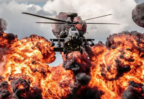 Không quân Ukraine dự định mua sắm một lô trực thăng vũ trang AH-64 Apache của Mỹ