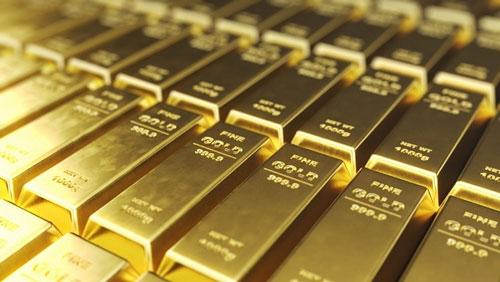 Giá vàng thế giới 2020 được dự báo sẽ tiếp tục tăng trong bối cảnh còn nhiều bất ổn. Ảnh: Shutterstock