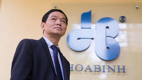 Ông Lê Viết Hải, Chủ tịch kiêm Tổng giám đốc Tập đoàn Xây dựng Hoà Bình