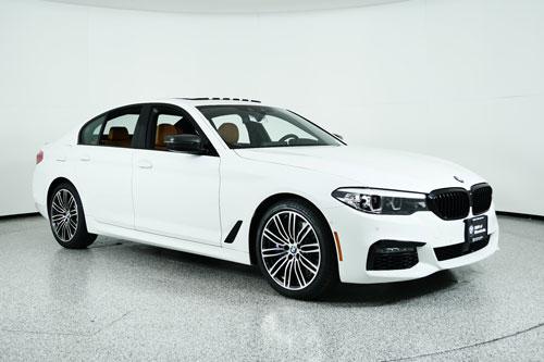 1. BMW Series 5 2020.