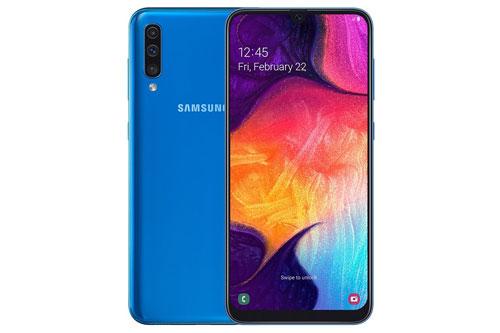 1. Samsung Galaxy A50.