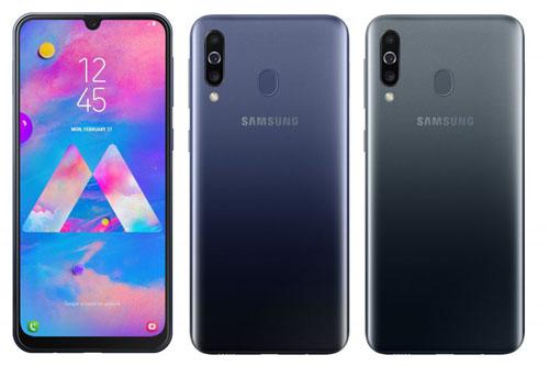 10. Samsung Galaxy M30.