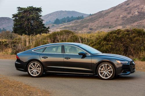 2. Audi A7 2020.