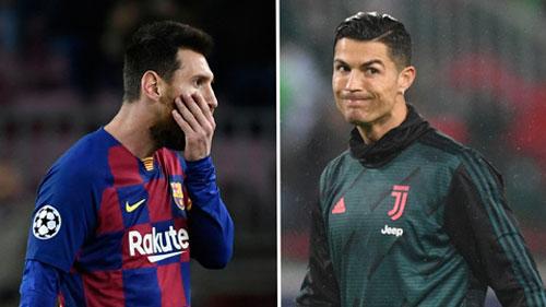 Ronaldo ăn đứt Messi ở khoản kiếm tiền trên Instagram