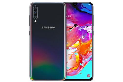 3. Samsung Galaxy A70.