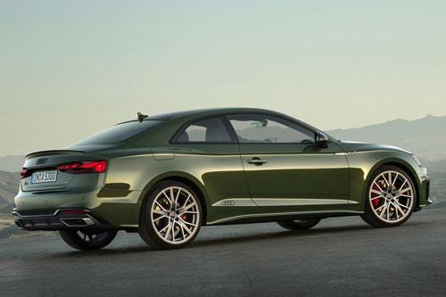 4. Audi A5 2020.