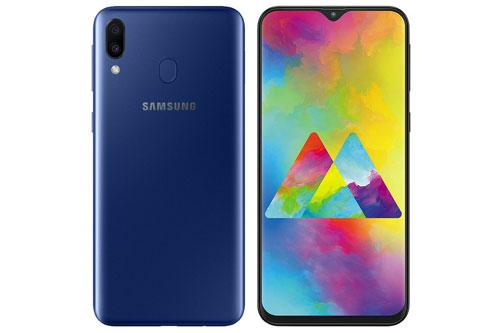 6. Samsung Galaxy M20.