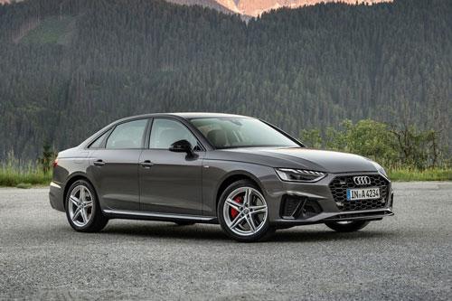 7. Audi A4 2020.