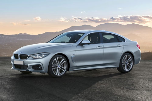 8. BMW 4 Series 2020.
