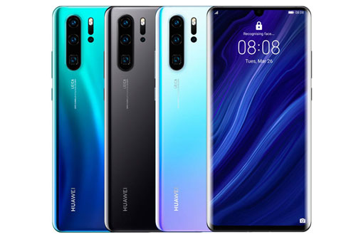 9. Huawei P30 Pro.