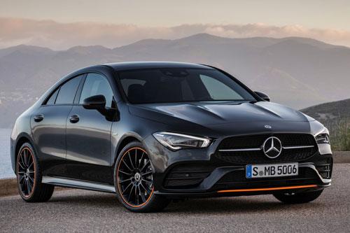 9. Mercedes-Benz CLA 2020.