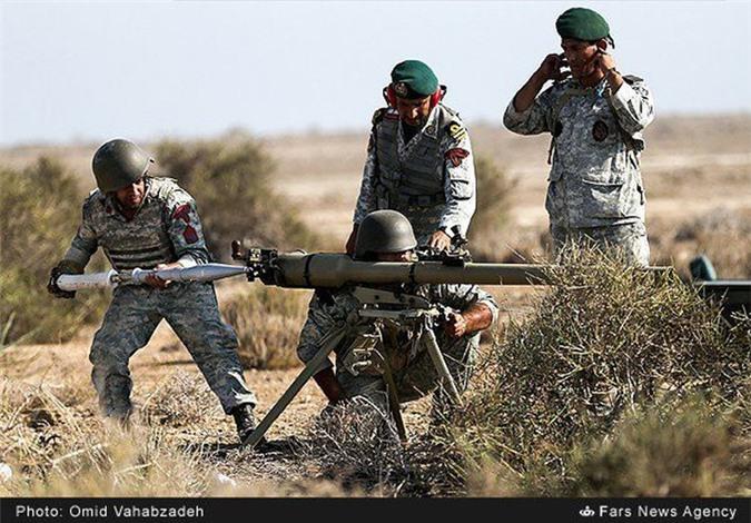 Kinh ngac binh si Syria lieu minh vac ca phao SGP-9 len vai khai hoa-Hinh-23