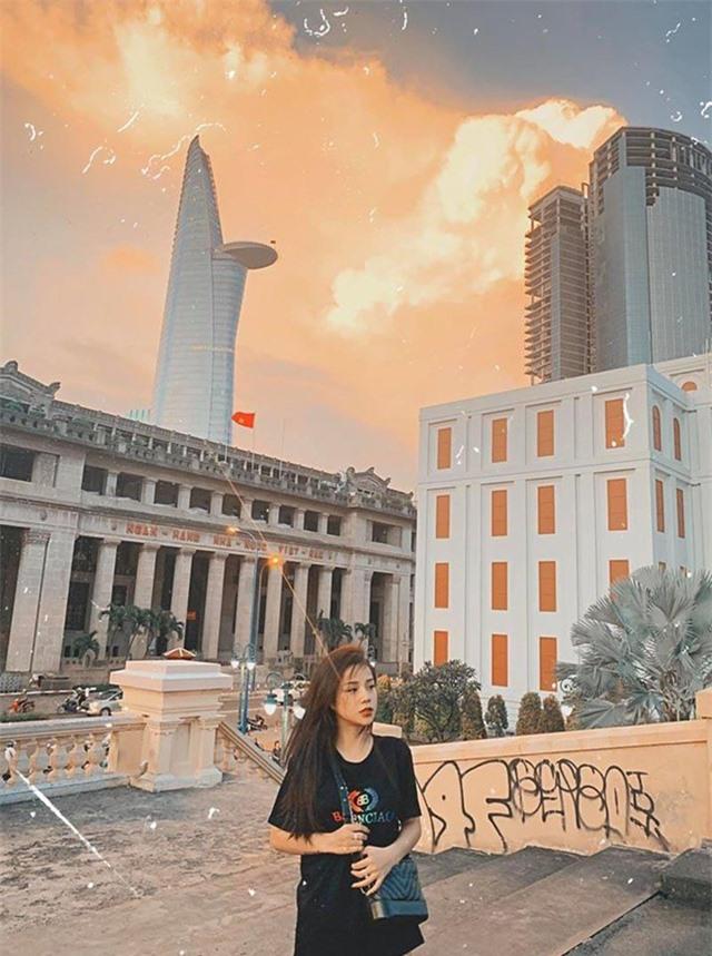Giảm 7kg, hot girl xứ Nghệ ngày càng quyến rũ - 10