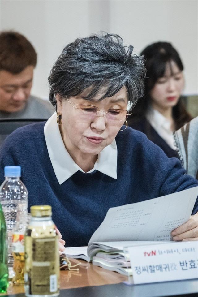 Kim Tae Hee tham gia buổi đọc kịch bản đầu tiên của Hi Bye, Mama - Ảnh 9.