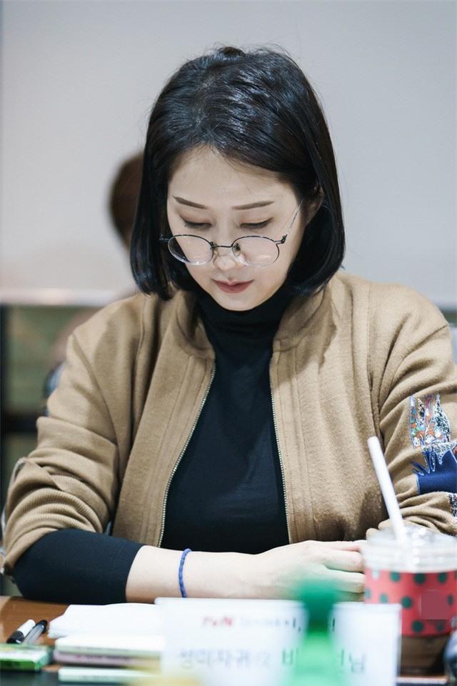 Kim Tae Hee tham gia buổi đọc kịch bản đầu tiên của Hi Bye, Mama - Ảnh 10.
