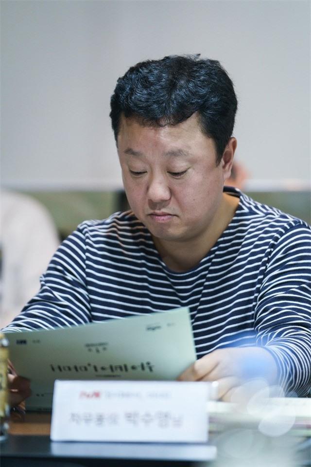 Kim Tae Hee tham gia buổi đọc kịch bản đầu tiên của Hi Bye, Mama - Ảnh 11.