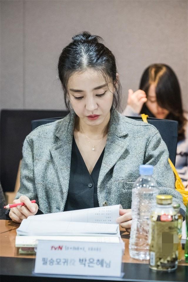 Kim Tae Hee tham gia buổi đọc kịch bản đầu tiên của Hi Bye, Mama - Ảnh 12.