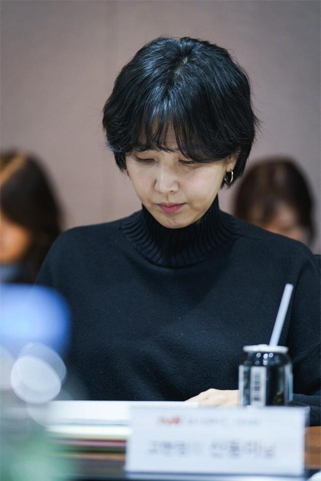 Kim Tae Hee tham gia buổi đọc kịch bản đầu tiên của Hi Bye, Mama - Ảnh 3.