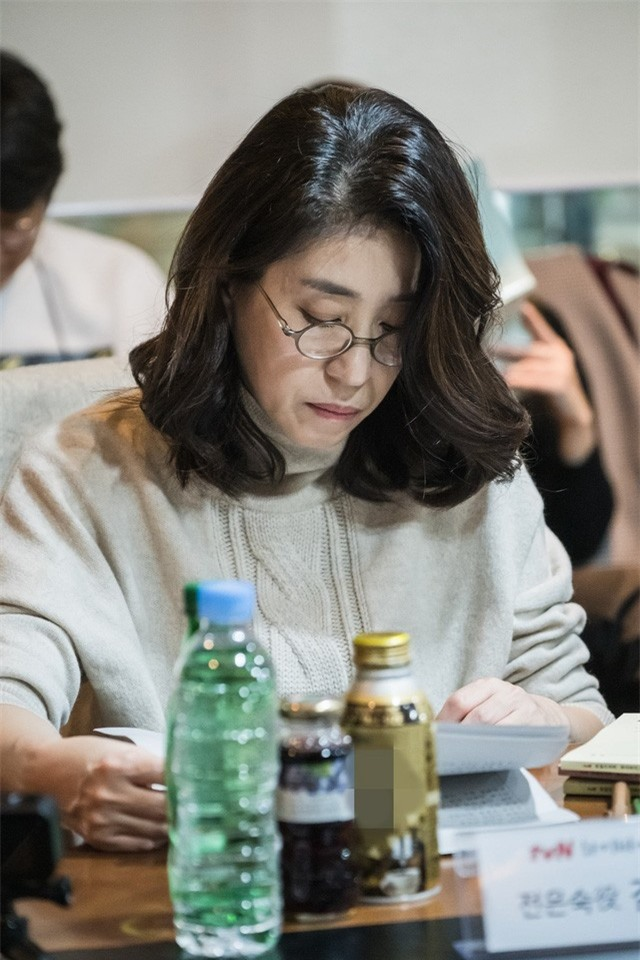 Kim Tae Hee tham gia buổi đọc kịch bản đầu tiên của Hi Bye, Mama - Ảnh 6.