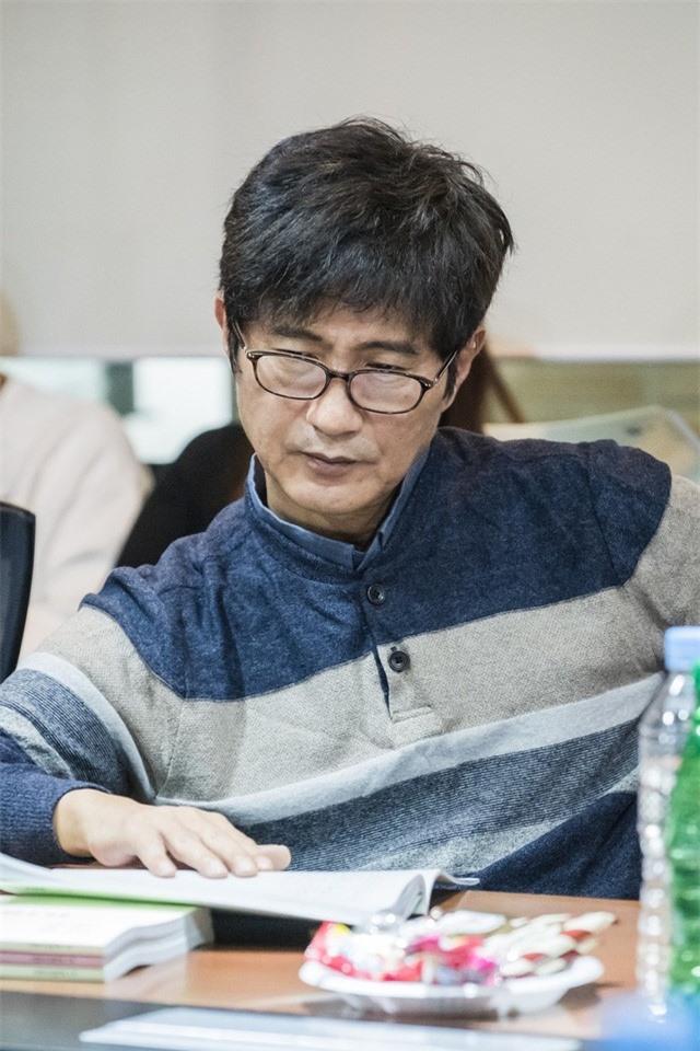 Kim Tae Hee tham gia buổi đọc kịch bản đầu tiên của Hi Bye, Mama - Ảnh 7.