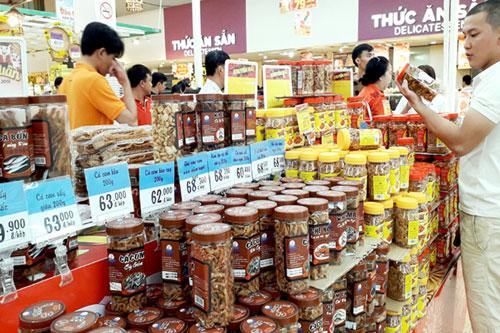 Thị trường bán lẻ Việt được đánh giá đang rất sôi động