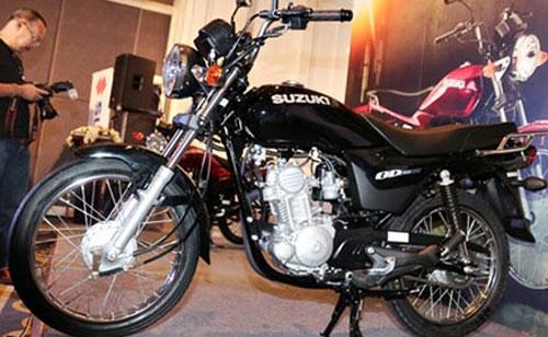 Suzuki GD110HU.