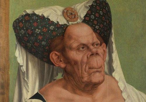 Bức tranh Nữ công tước xấu xí của hoa sĩ Flemish Quenten Matsys thu hút sự quan tâm của nhiều chuyên gia.
