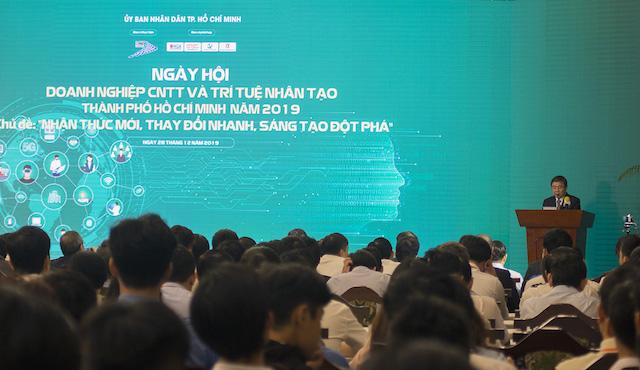 Theo ông Nguyễn Thành Phong - Chủ tịch UBND TP.HCM, thành phố tiếp tục tạo điều kiện thuận lợi để Startup phát triển, đồng thời thu hút các nguồn lực và hỗ trợ khởi nghiệp.