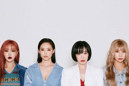 Brown Eyed Girls trở lại đường đua Kpop sau 4 năm
